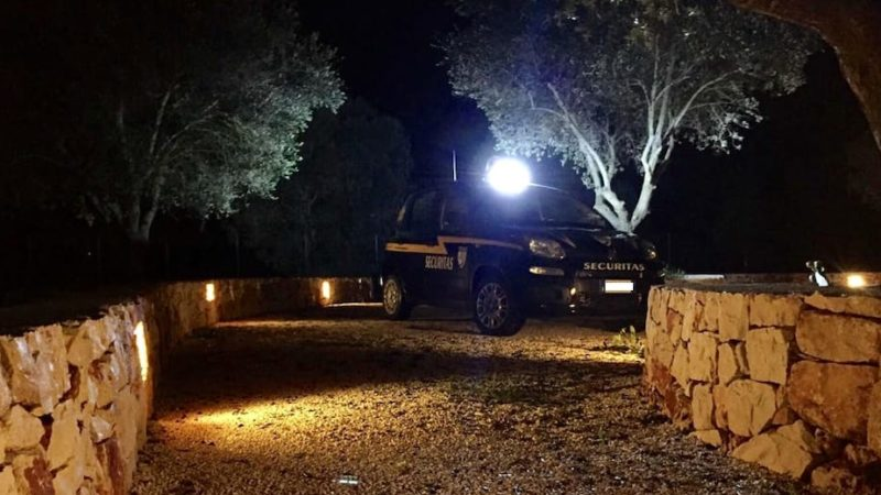 Troppi furti e razzie, nelle campagne della Piana arrivano le guardie giurate
