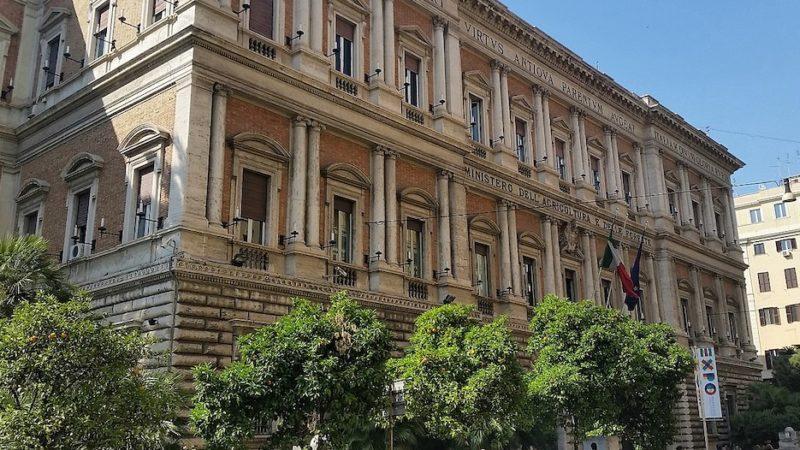 Accertato caso di Coronavirus: chiude il Ministero delle Politiche Agricole