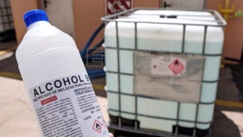 Covid-19, dalla distillazione arriverà alcol sanitario per gli ospedali siciliani