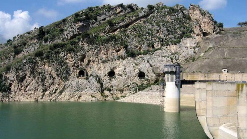 razionamento acqua dighe