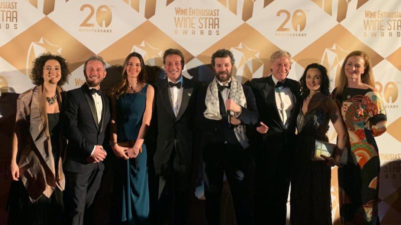 """Wine Enthusiast premia Tasca d'Almerita """"Cantina europea dell'anno"""""""