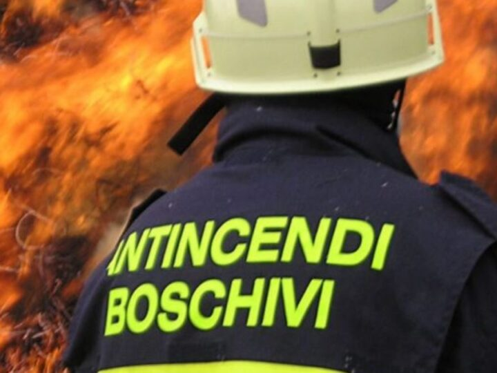 antincendio boschivo