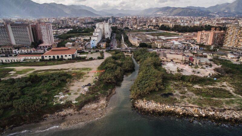 fiume Oreto Palermo