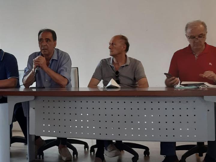 Gal Nebrodi Plus conferenza stampa