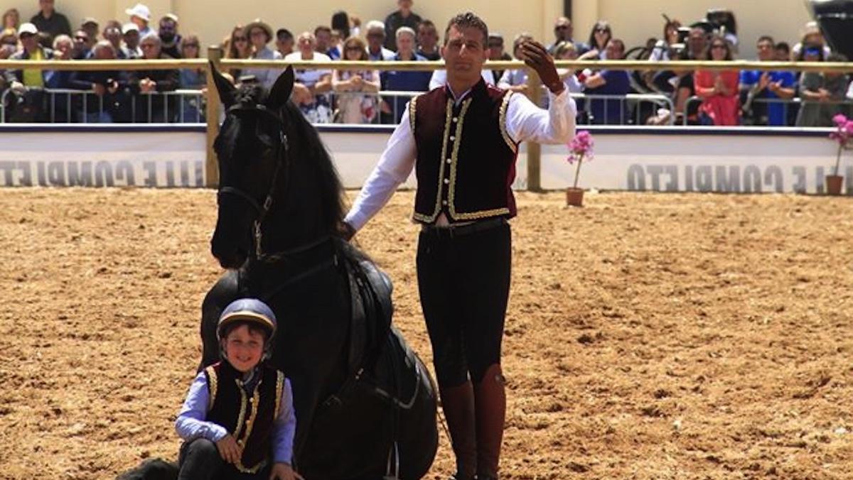 Fiera mediterranea del cavallo di Ambelia, la Regione cerca espositori