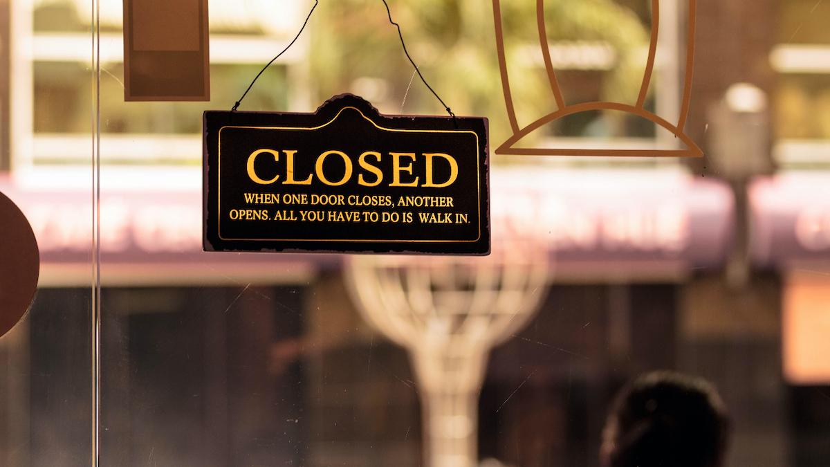 Mini-lockdown della ristorazione, perdite per 41 miliardi