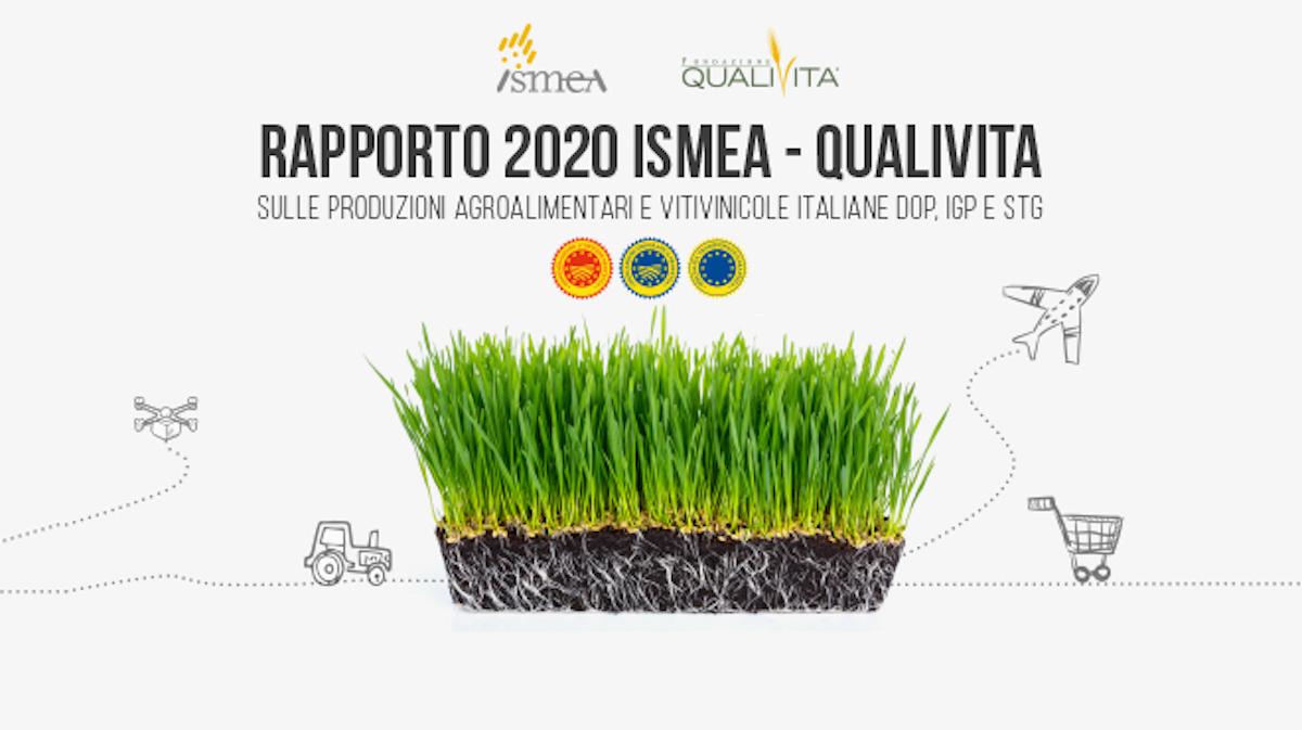 Rapporto Ismea-Qualivita 2020, presentazione in videoconferenza
