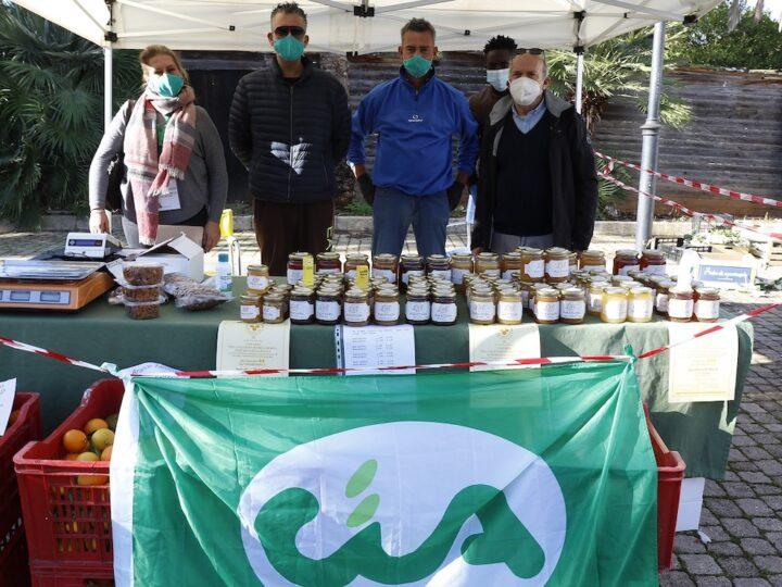 mercato contadino Cia