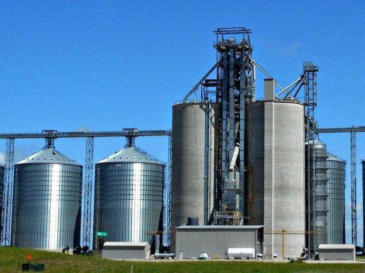 silos cereali