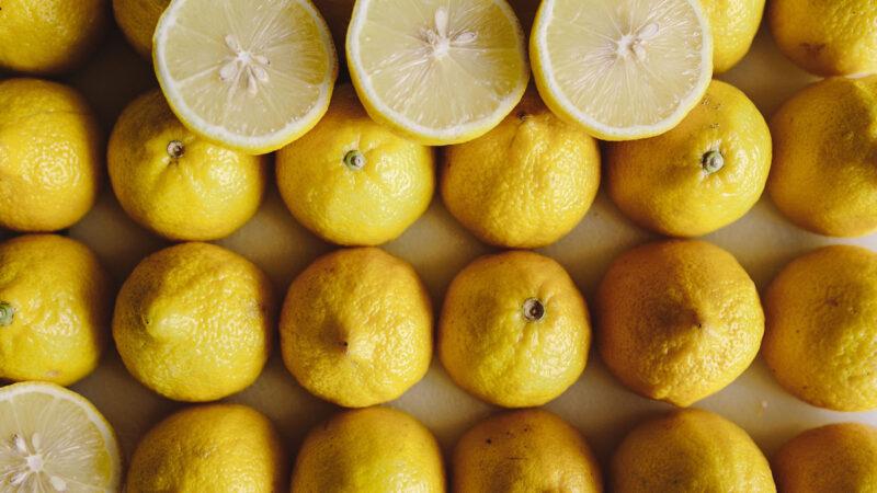 scarti trasformazione limone