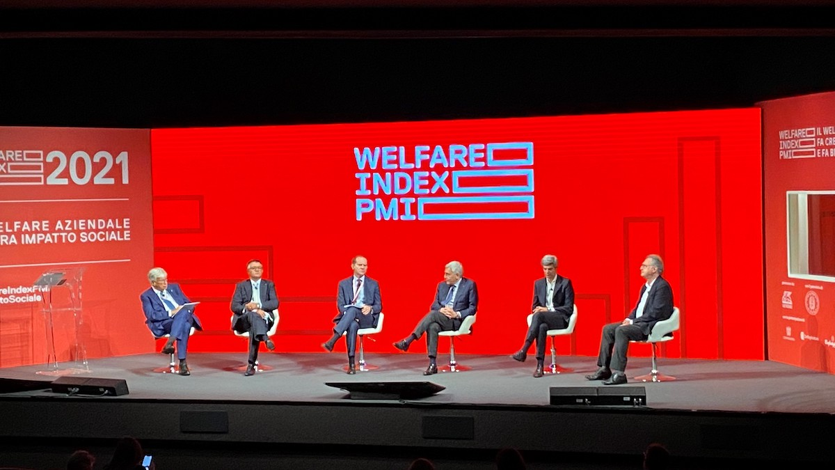 Natura Iblea conquista il primo posto al Welfare Index Pmi 2021